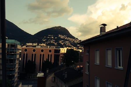 Charming Room in Beautiful Lugano