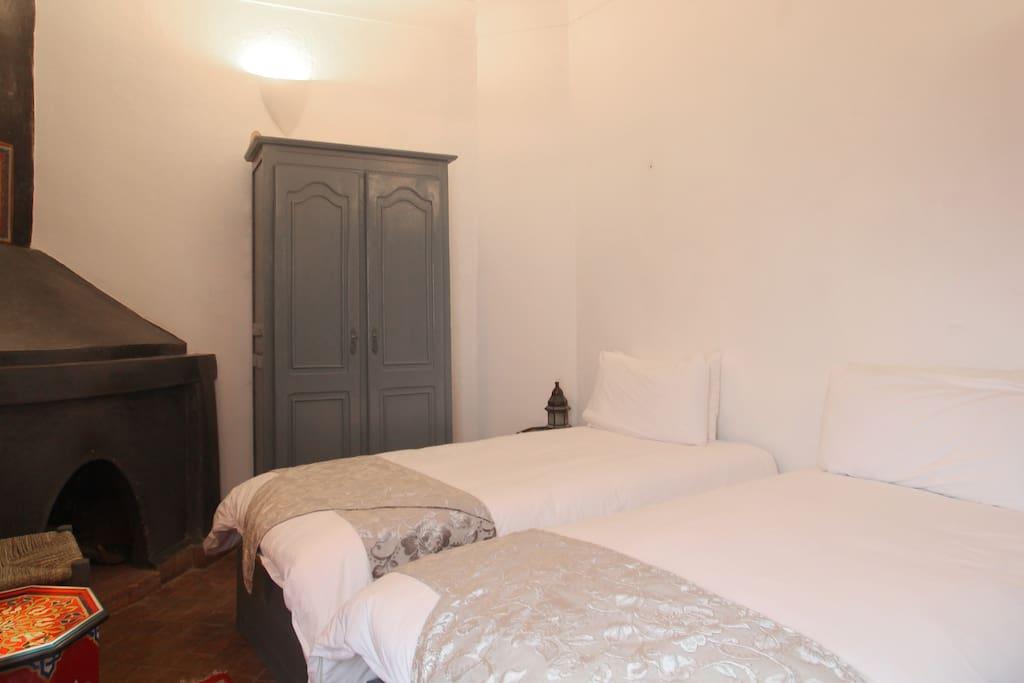 Marrakech riad Ali Baba room