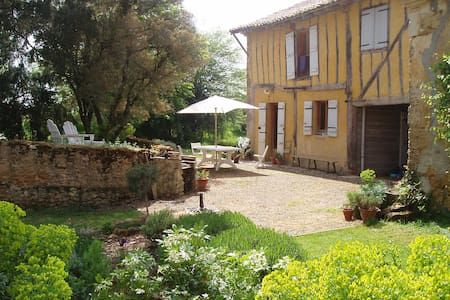 charming gascony house with pool