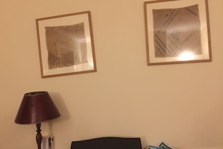 This is the middle room @ a breeze - London  - Apartment