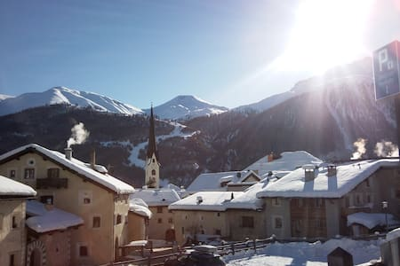 Holiday in the lovely Engadin 2 - Zuoz - Appartamento