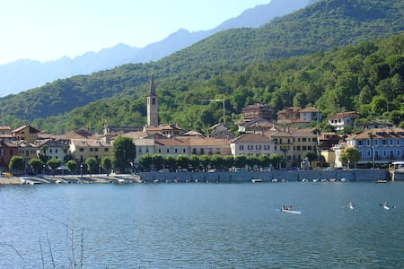 Lago di Mergozzo / Lago Maggiore - Rumah