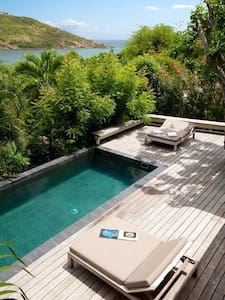 Maison d'architecte a Saint Barth! - Marigot bay - House