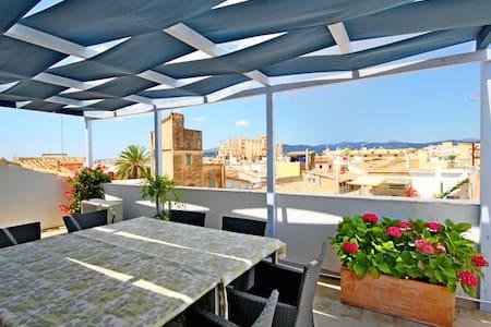 Calatrava Seaview terrace 3ppl