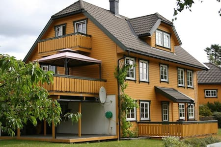 Seperate appartment, two bedrooms. - Arendal - Wohnung
