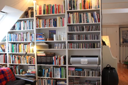 Cozy Apartment - CPH City - 175m2