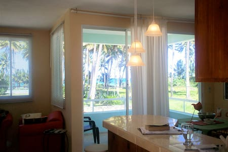 Naturally Beautiful - Las Canas Gaspar Hernandez, Dominican Republic - Appartement