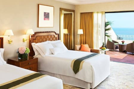 *2Rooms w/4 bfast (king/twin),5Star Coloane Resort - Coloane - Bed & Breakfast