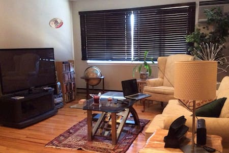 1 Bedroom Fully Furnished Condo (Easy NYC Commute) - Rutherford - Appartamento