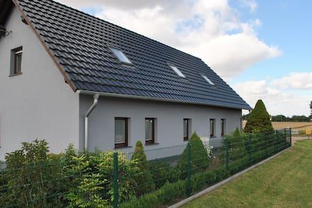 Vollkomforthaus für 4-8 Pers. in Mitteldeutschland - Rumah