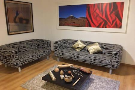 Hermosa habitación doble, gran ambiente. - Saltillo - Haus