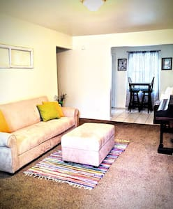 Cozy&homey Sofabed! Very Convenient Location - Portland - Pis