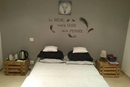 Chambre entre Montpellier et Sète - Bed & Breakfast