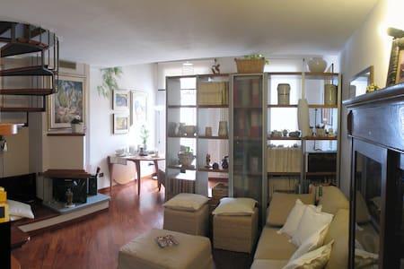 l'Abbaino - Residenza sul Borgo - Apartment