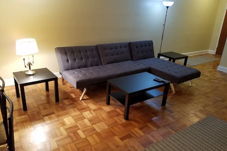 1br, Walk to metro, 1 mile to DC, 4 people,parking - Lakás