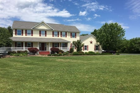 Furnished Farmhouse/Vacation house in NJ - Flemington - Haus