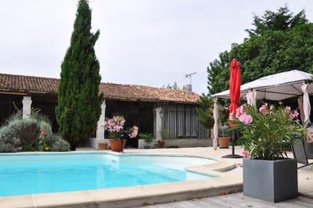Le Studio piscine - Řadový dům