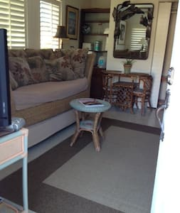 Private Key West Style Space Come, ENJOY your stay - Sebastian - House