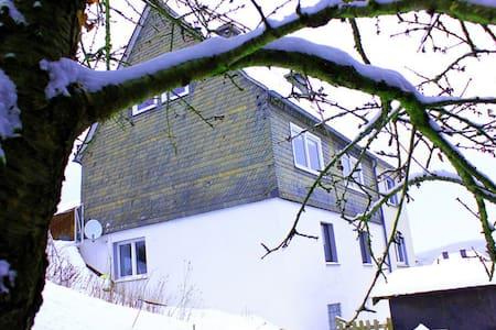 Willingen-Schwalefeld voor 12 personen - Willingen (Upland) - Casa