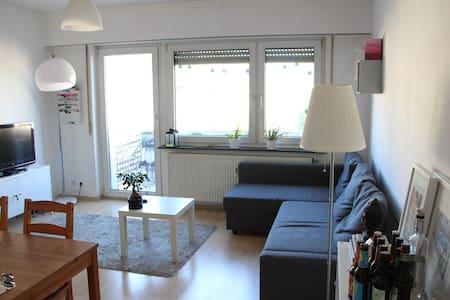 Großes Zimmer in Zentrumsnähe - Wohnung