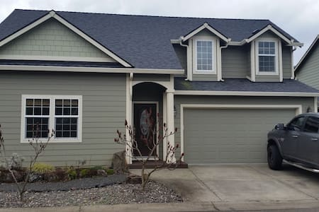 Beautiful Location in the Columbia River Gorge - North Bonneville - Casa