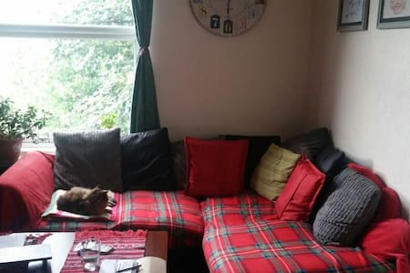Cosy double room next to Hyde Park - Leeds - Apartmen