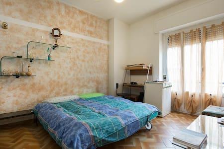 Spaziosa stanza privata/ Spacious cozy room - Appartement