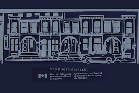 Private Apt. in Kensington Market! - Toronto - Apartment