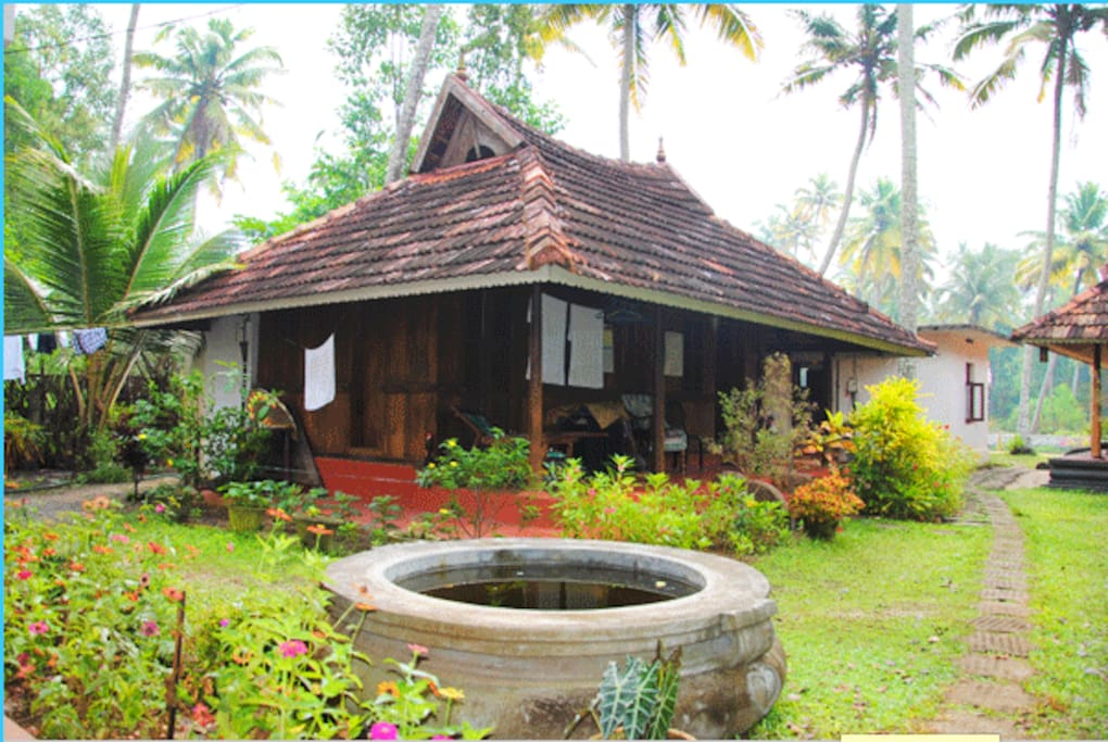 Experience the stay in Villa