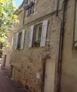 Petite maison au cœur de la ville