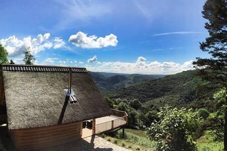 Beautiful cottage Pool Jacuzzi - Lapeyrugue - House