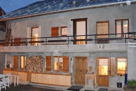 Montmin, Haute-Savoie, Studio - Daire