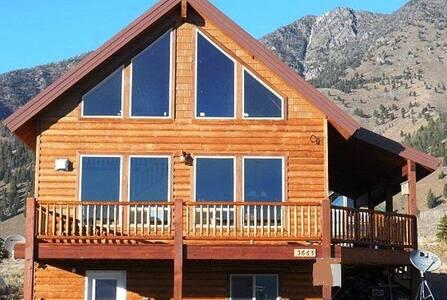4BR 3Ba Log Home - West Yellowstone - House