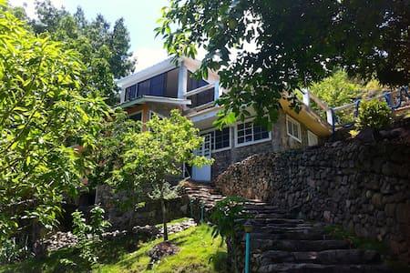 Casa con fantastica vista al mar - Haus