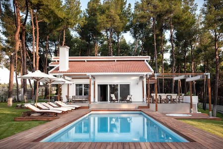 THE WHITE VILLA AT SANI HALKIDIKI - Sani - Vila