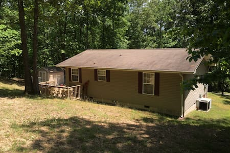 Guest House in the Woods! - Ringgold - House