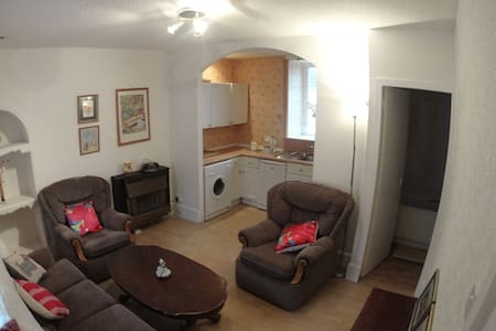 2 bedroom, town centre flat. - Thurso