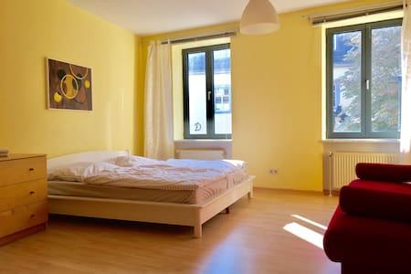 Charmante 1ZimmerWohnung am Schloss - Lägenhet