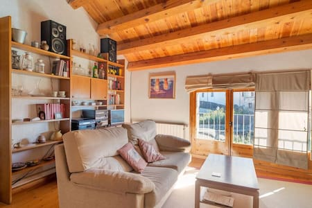 Village house in charming town - Alpens