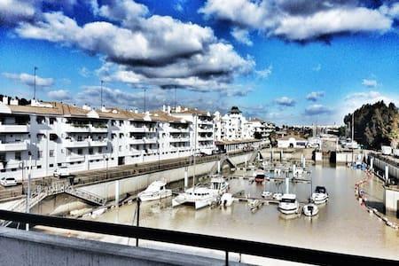 Apartamento a orillas del Guadalquivir - Appartement