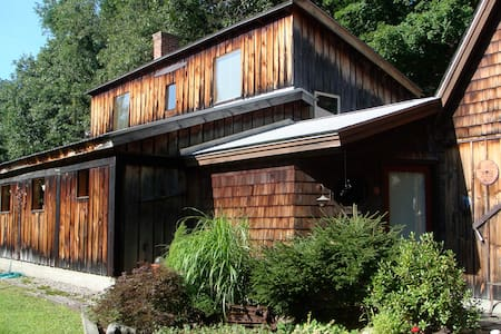 Peaceful Country Home - studio unit - Easthampton - Casa