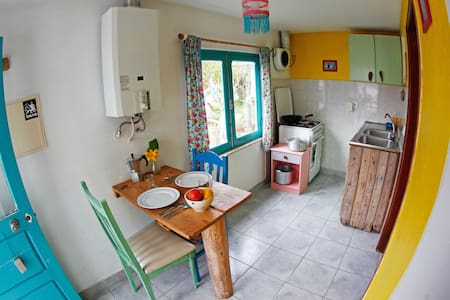 Tiny House in Baleal with Garden - Ferrel - Appartement