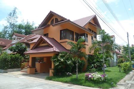 Beach side house in Rayong - Phe - Villa