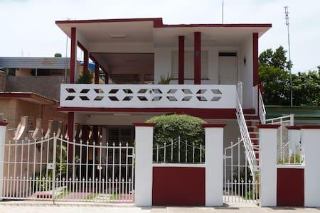 Varadero Martha´s house room 1 - Casa