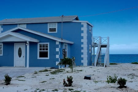 Great Exuma Getaway 1 With car and boat rentals - Steventon - Apartamento