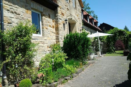 Schöner Wohnen in Franken - Leilighet