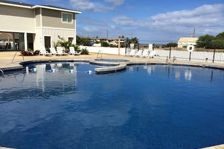 True Hawaiian Getaway w/Pool! - Řadový dům