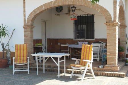 Casa con piscina en Carmona-Sevilla - Hus
