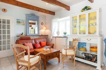 Iroise Sea, Charming Cottage for 2 - House