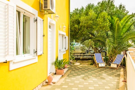 FEEL GOOD. RELAX. ENJOY. and book one of my SUNNY Apartments in Zadar City:)